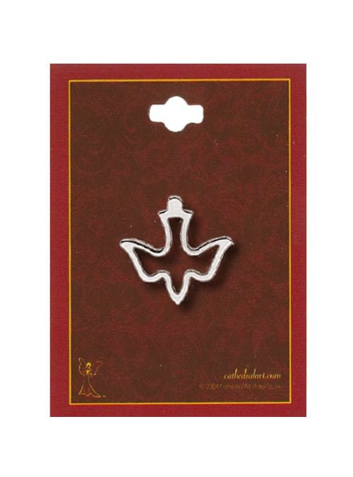 Holy Spirit Lapel Badge