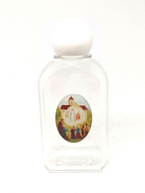 Our Lady of Knock Holy Water Bottle