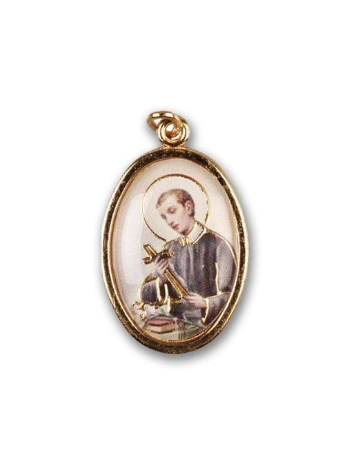 St gerard archives piety stall saint gerard enamel medal aloadofball Image collections