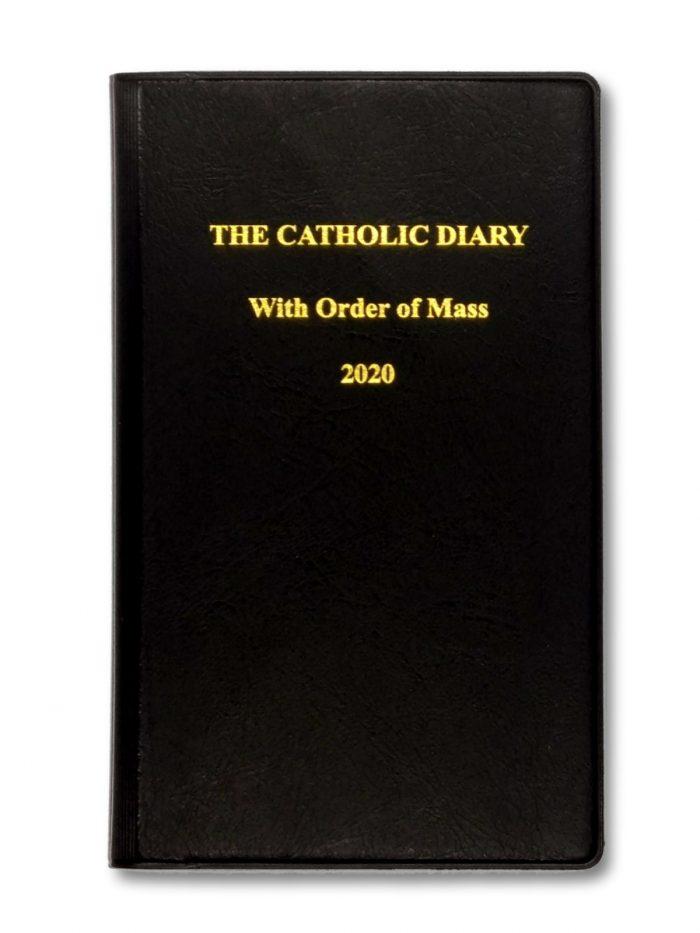 Catholic Diary 2020