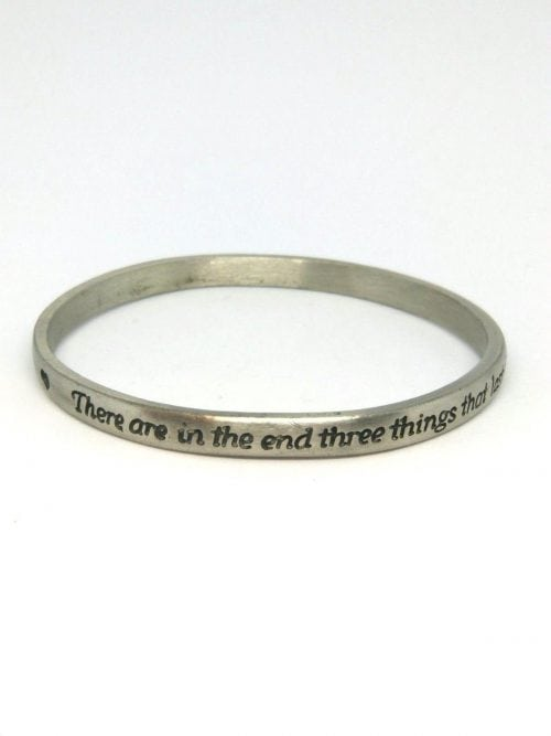 scripture bracelet corinthians