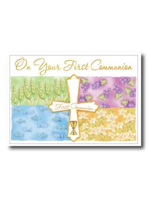 First Holy Communion Money Envelope