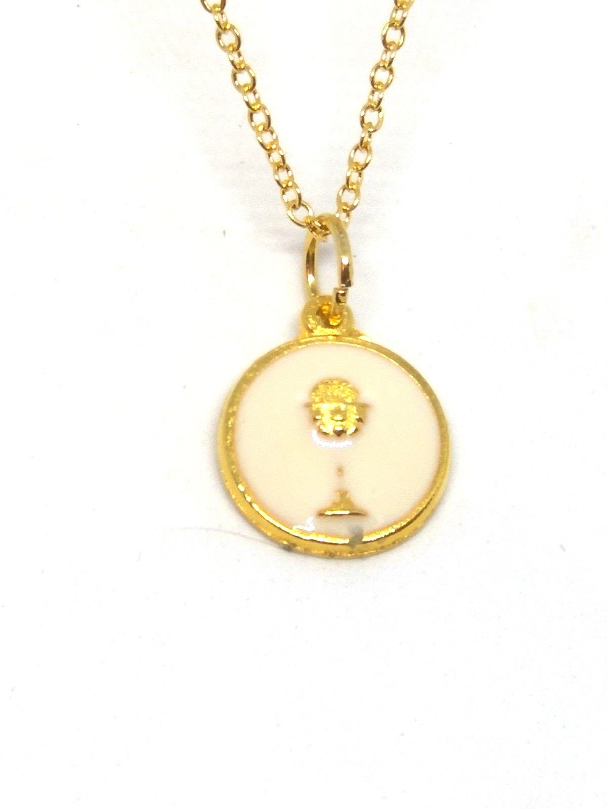 communion necklace company the pendants and first necklaces catholic