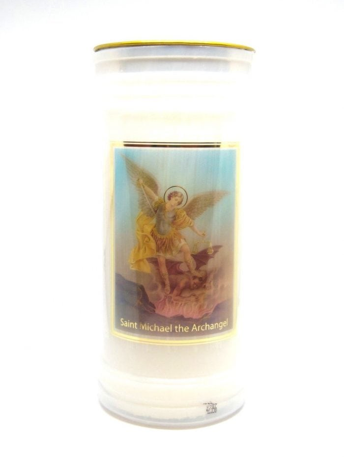 st michael candle