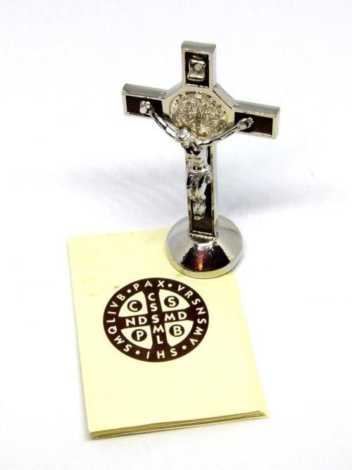 St Benedict Standing Cross
