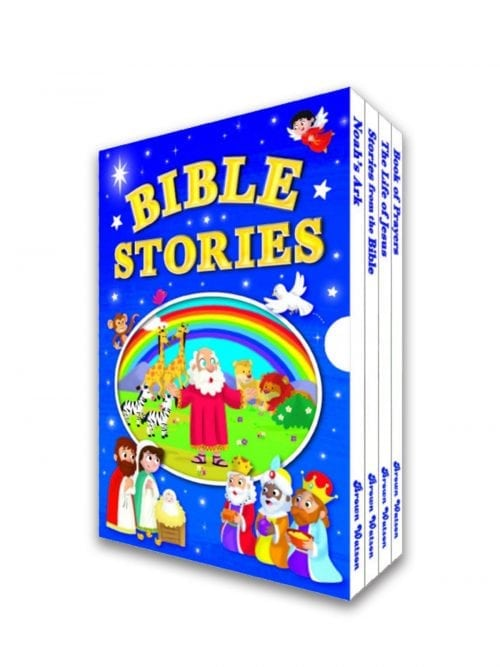 Bible Stories Box Set