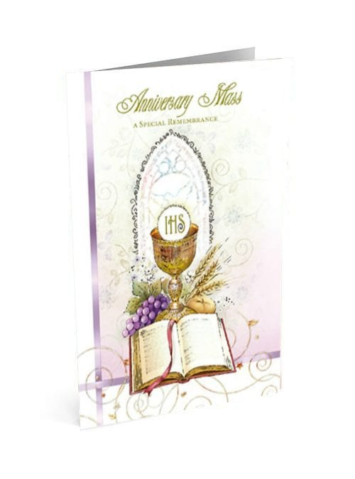 Ordination Anniversary Card