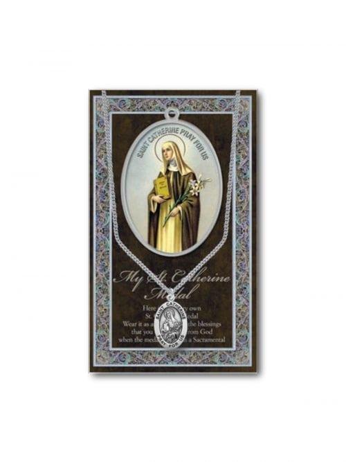 St Catherine Medal