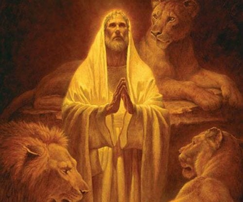 St Daniel