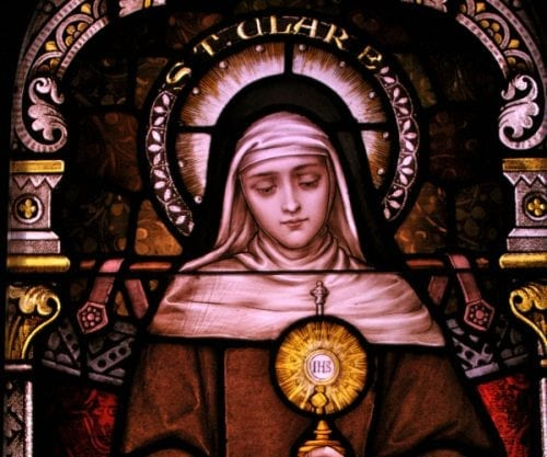 St Clare