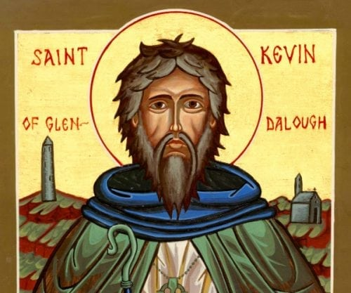 St Kevin