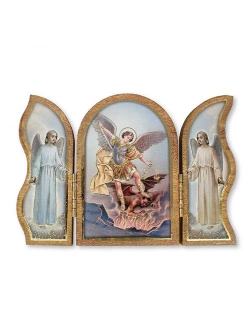 St Michael Triptych