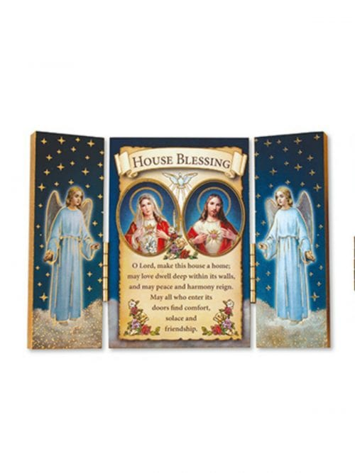 House Blessing Triptych