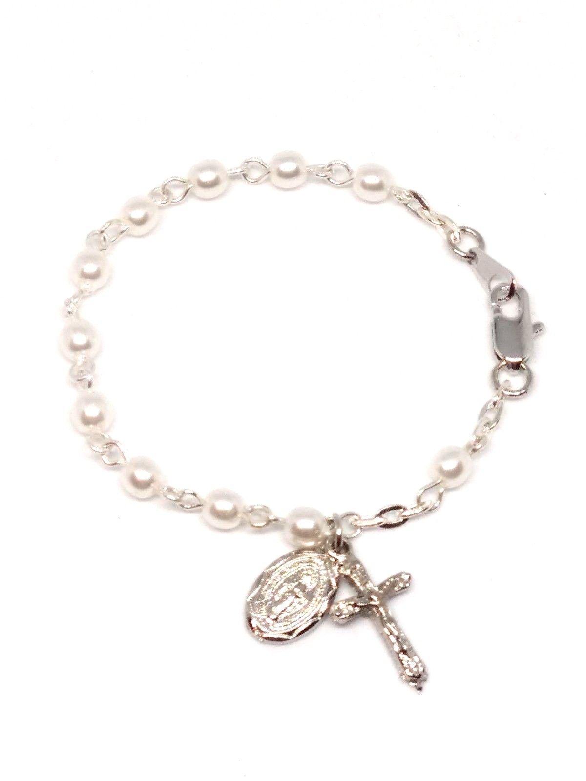 Infant Baptism Bracelet Alert Bracelet