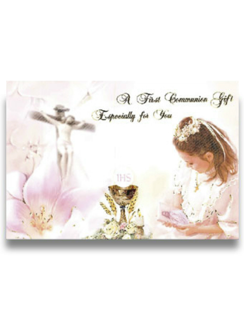 First Holy Communion Gift Wallet
