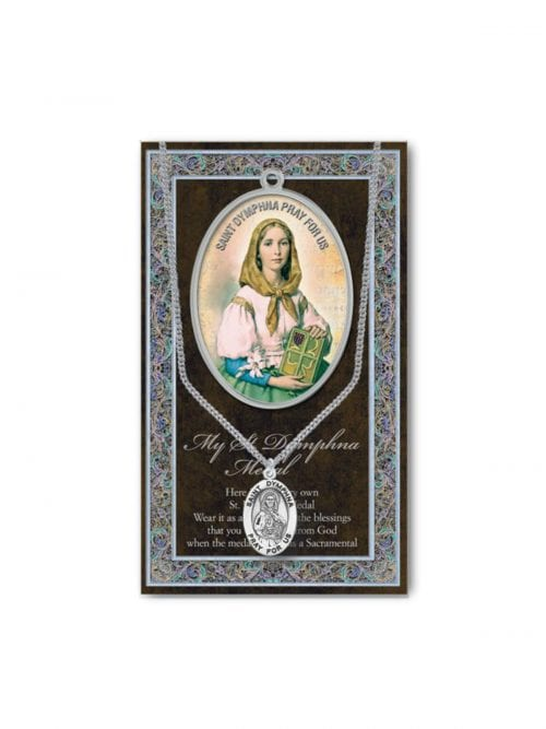 St Dymphna Chain and Medal