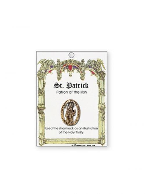 St Patrick Lapel Pin Badge