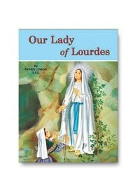 Our Lady of Lourdes book for Children
