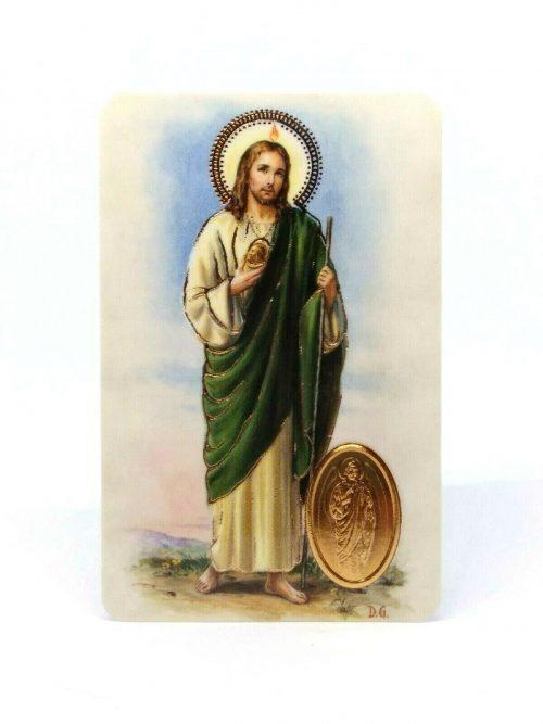 St Jude Prayer Card