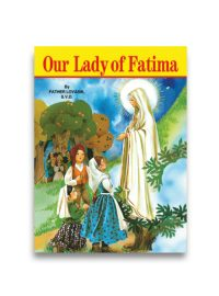 Our Lady of Fatima Childrens Book