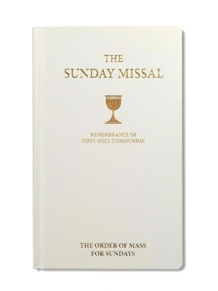 First Holy Communion Missal