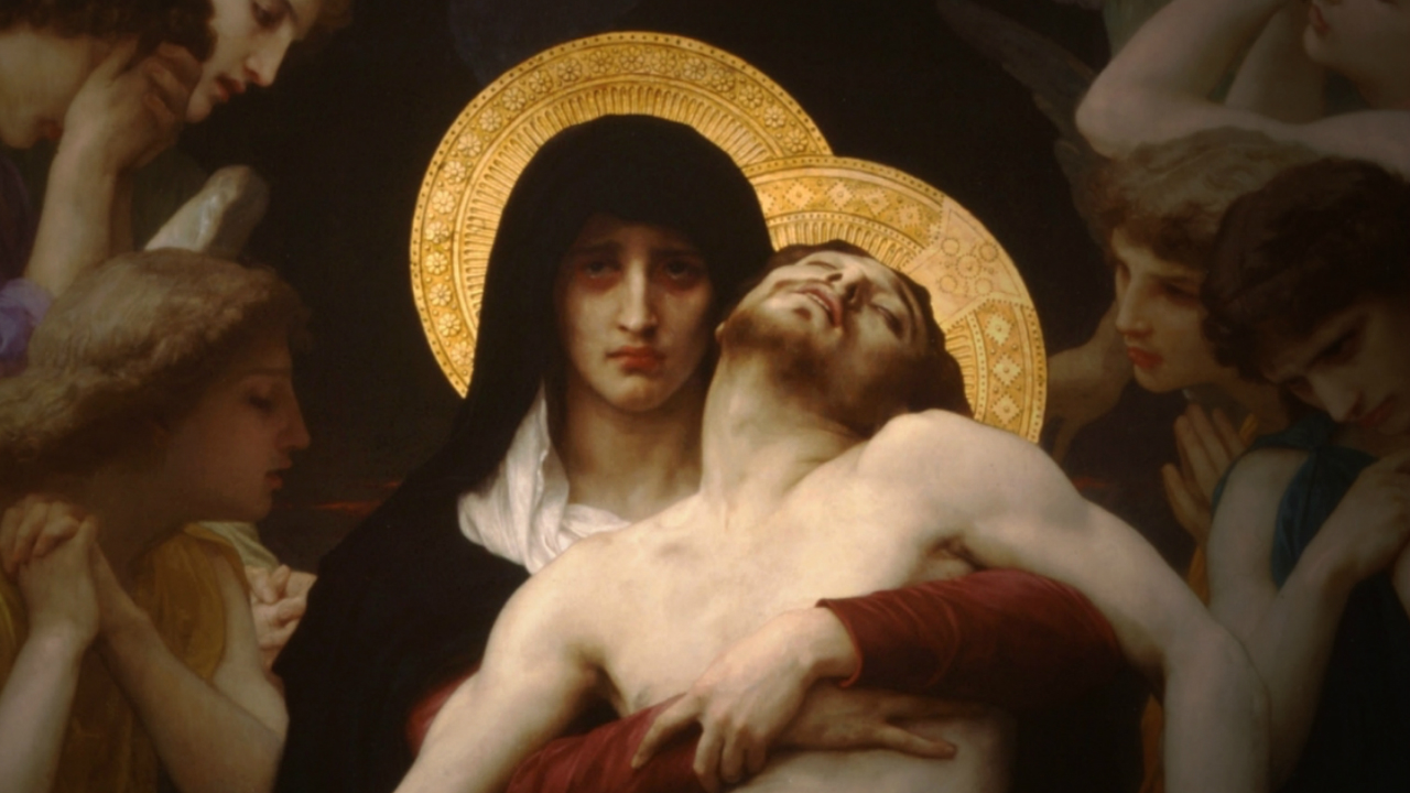 How to pray the Chaplet of the Seven Sorrows