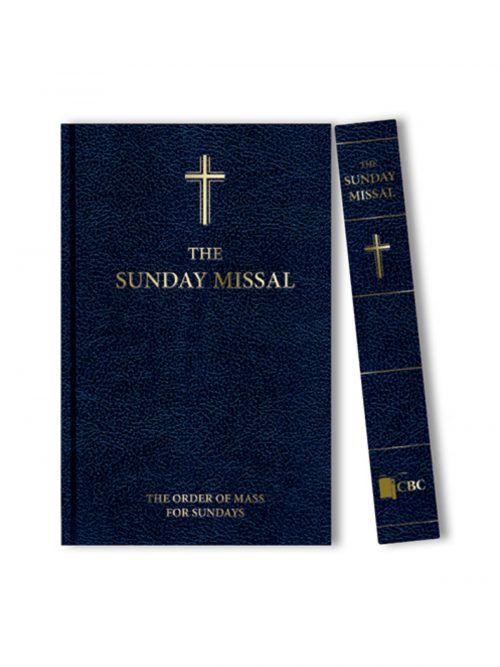Roman Missal for Sunday and Holy Day Masses for the entire 3 year cycle