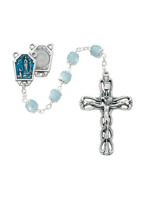 Our Lady of Lourdes Holy Water Rosary