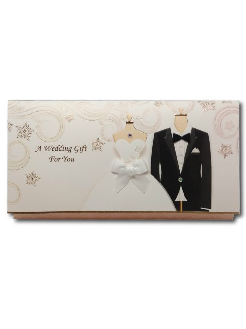 Wedding Gift Voucher Wallet