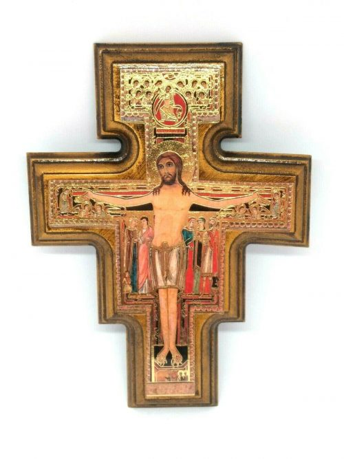 San Damiano Wooden Cross