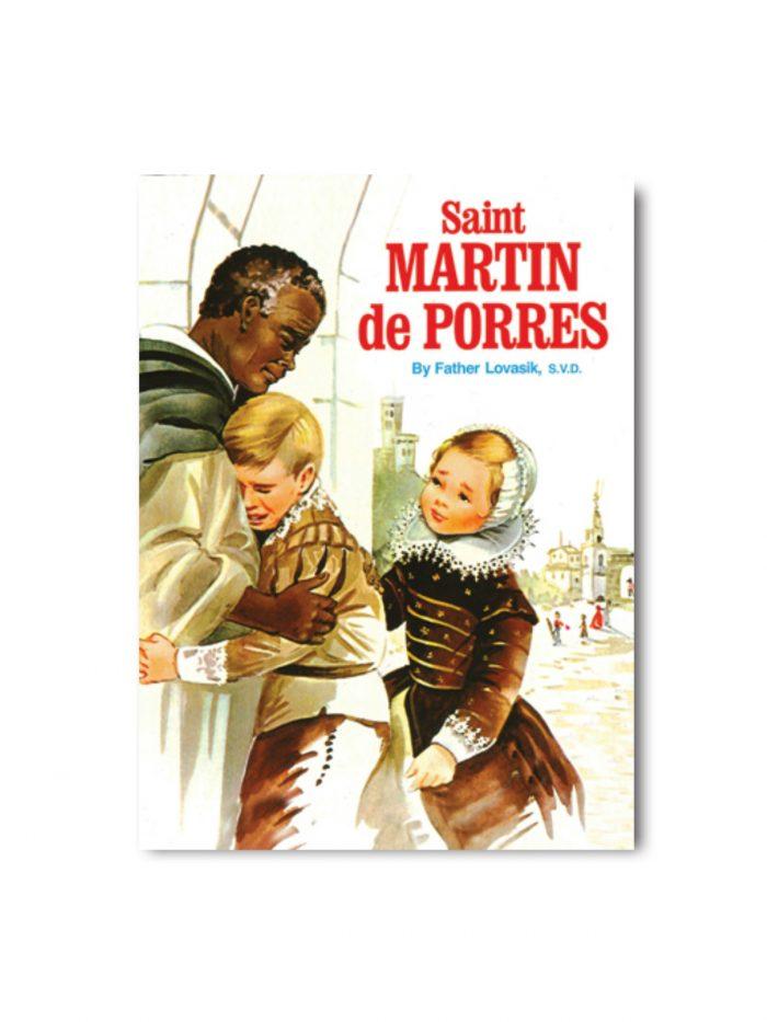 St Martin de Porres Book