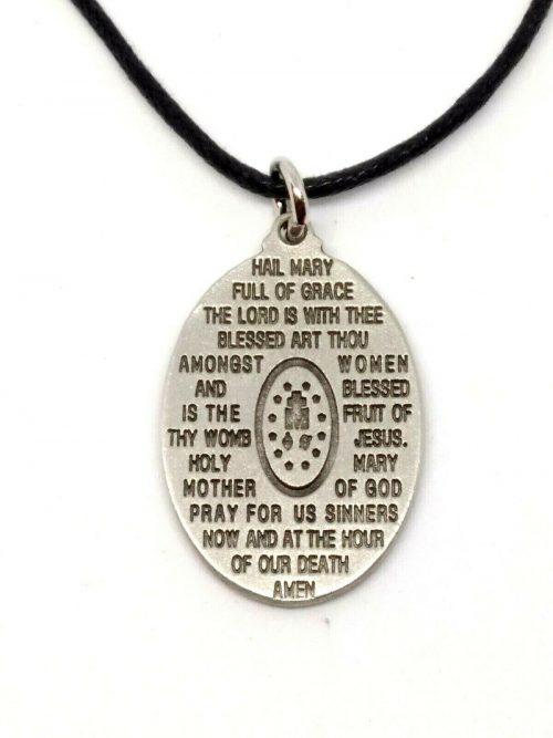 Hail Mary Medal