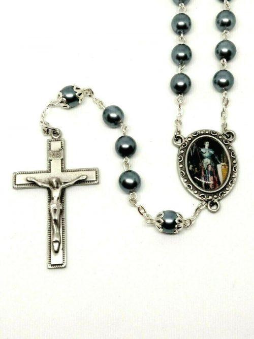St Joan of Arc Rosary
