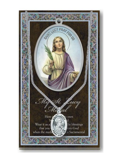 St Lucy Devotional Items