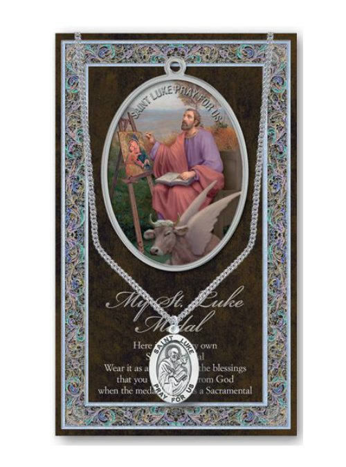 St Luke Devotional Items