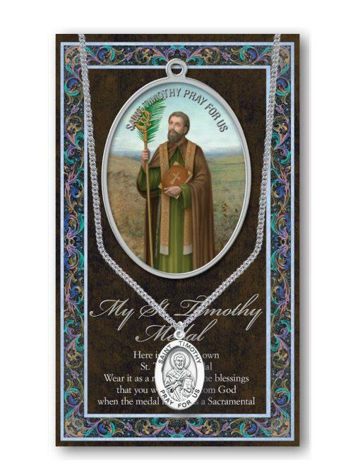 St Timothy Medal