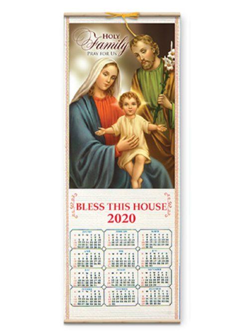 Holy Family Calendar 2020