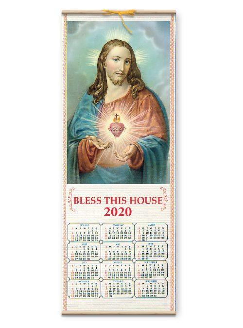 Sacred Heart 2020 Calendar