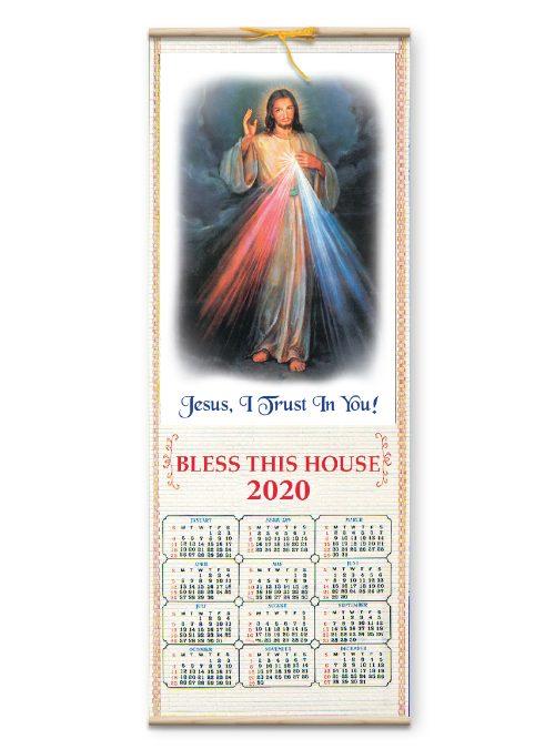 Divine Mercy Calendar 2020