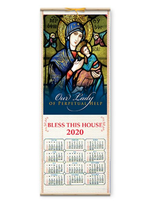 Our Lady of Perpetual Help 2020 Calendar