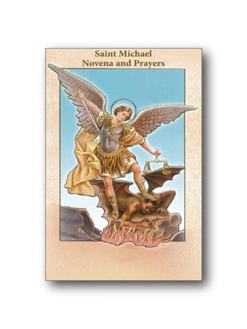 St Michael Novena and Prayers