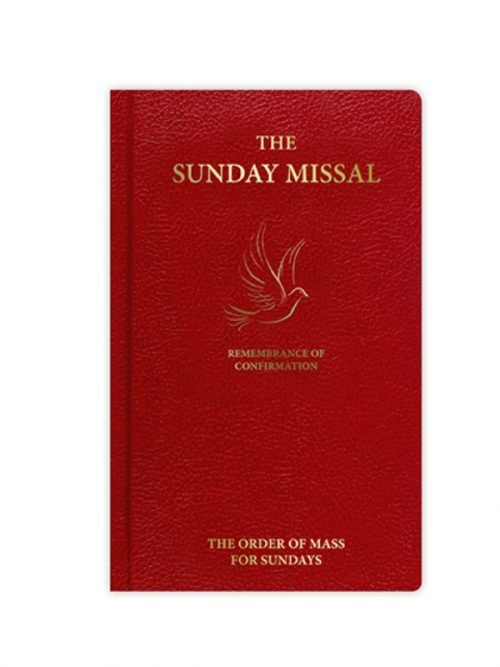 Confirmation Missal