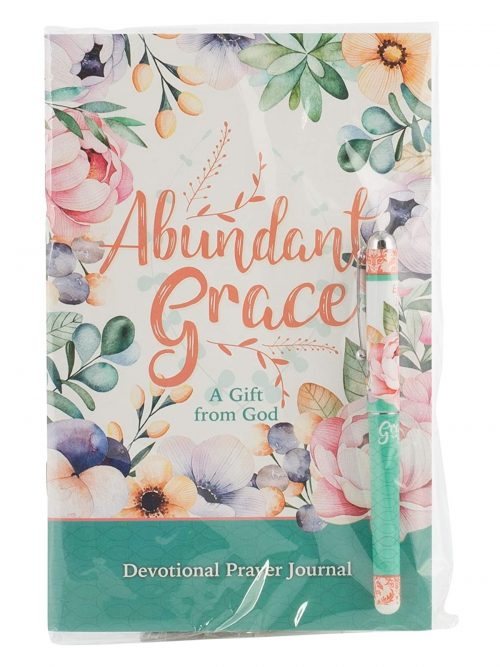 Abundant Grace Journal