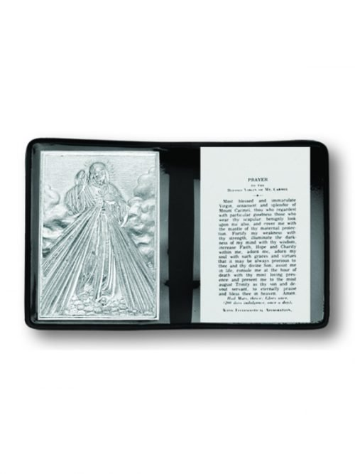 Divine Mercy Pocket Plaque