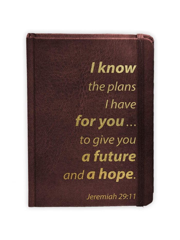 Jeremiah 29_11 Journal