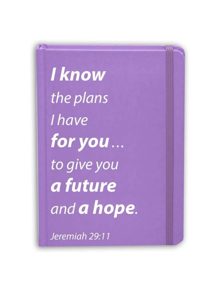 Purple Jeremiah Journal 2