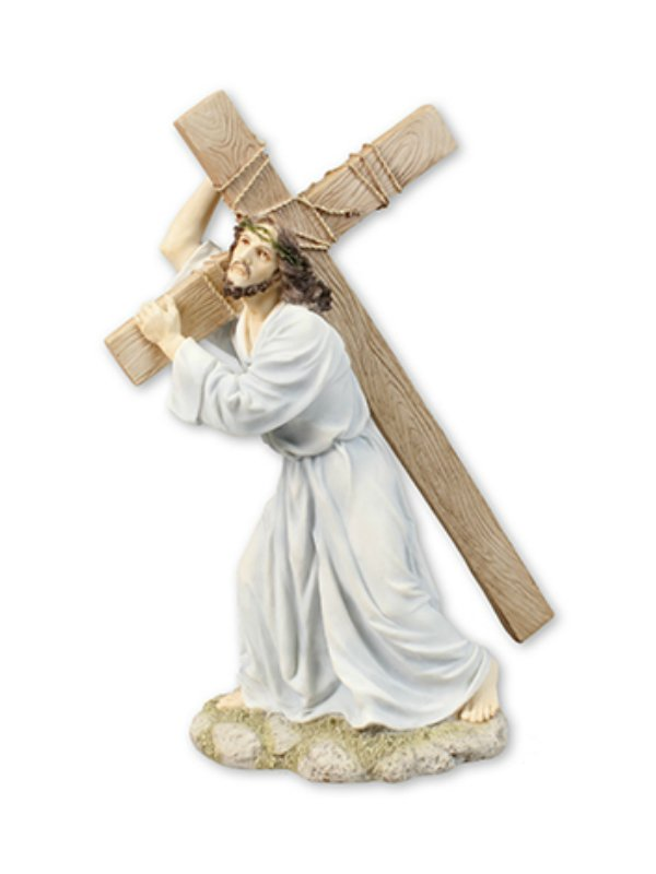 Our Lord With Cross
