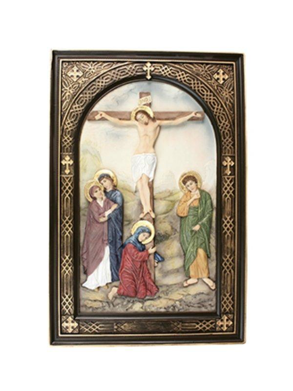 Plaque of the Crucifixion