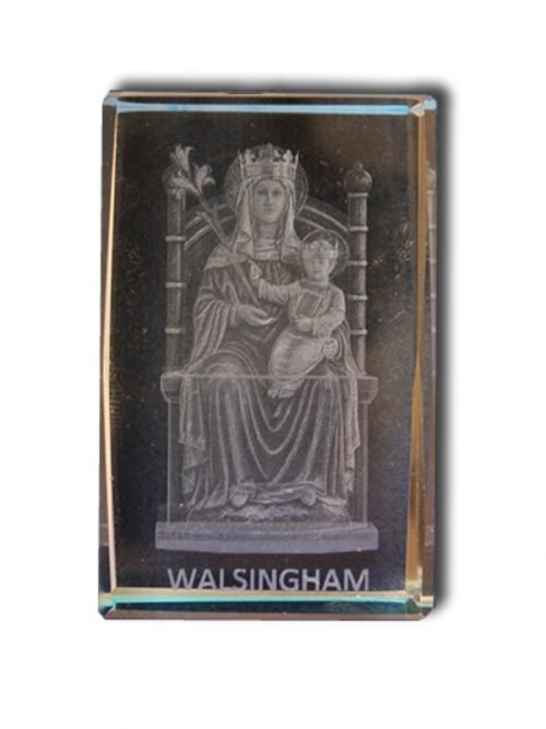 Our Lady of Walsingham Crystal