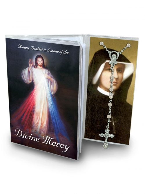 Divine Mercy Rosary Set